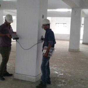 GPR Ground Penetrating Radar Equipment Supplier in India